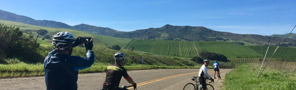 Riding Solvang
